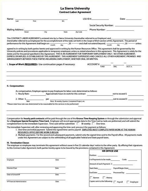 contra agreement template sampletemplatess