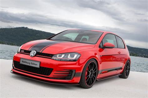 siege golf 1 gti volkswagen golf gti wolfsburg edition powers into