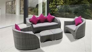 Fauteuil De Salon De Jardin : k hres 2 3 mobilier de jardin ~ Melissatoandfro.com Idées de Décoration
