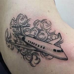 """Über 1.000 Ideen zu """"Airplane Tattoos auf Pinterest ..."""