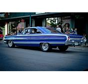 A Nice Looking Rear On This Muscle Car 1964 Ford Galaxie