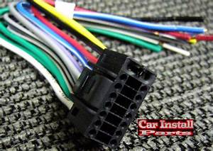 Kenwood Wire Harness 16 Pin Aftermarket Oem Radio Plug