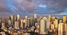 Makati - City in Metro Manila - Sightseeing and Landmarks ...