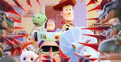 Toy Story Forgot Woody Buzz Christmas Rex