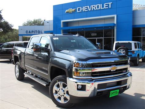 2018 Chevy Silverado 2500h by New 2018 Chevrolet Silverado 2500hd Ltz Crew Cab In