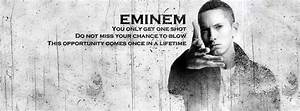 Inspiration From Eminem on FB Covers with Quotes | MY FB ...