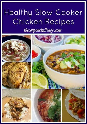 cooker healthy chicken healthy slow cooker chicken recipes
