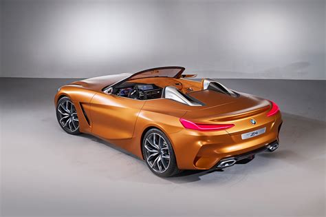bmw concept by design bmw z4 concept and bmw concept 8 automobile