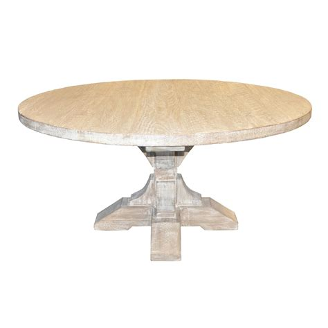 diy round dining table 48 inch diy rustic round low pedestal dining table for