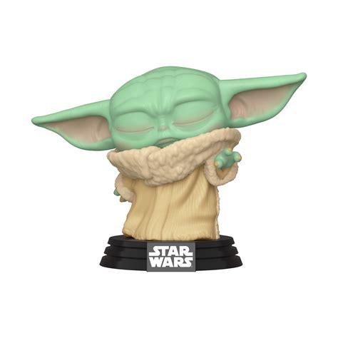 Funko POP! Star Wars: The Mandalorian - The Child Force ...