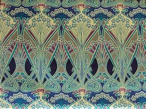 Papier Peint Art Nouveau : vintage tana lawn fat quarter fabric liberty of london ~ Dailycaller-alerts.com Idées de Décoration