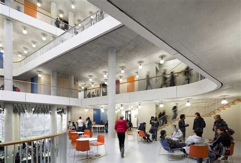 city  westminster college building  architect