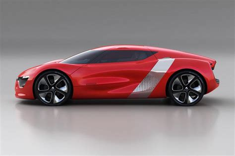 Future Electric Cars by In4ride Dezir Concept Shows Future Renault Electric