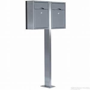 Briefkasten Freistehend Mit Hausnummer : die besten 25 briefkastenanlage ideen auf pinterest briefk sten postfach ideen und ~ Sanjose-hotels-ca.com Haus und Dekorationen