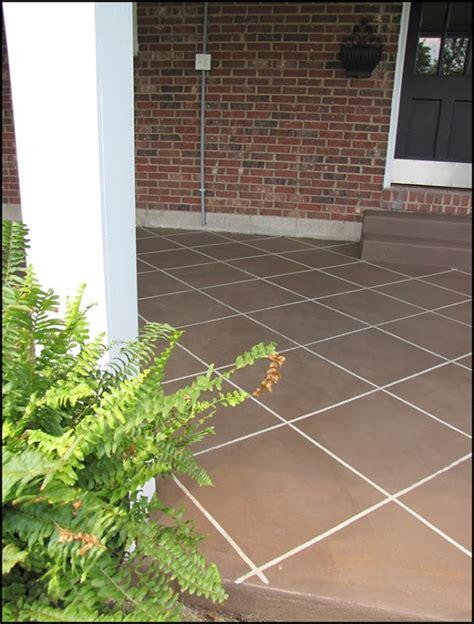 diy concrete patio cover ups the garden glove