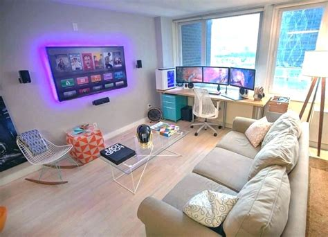 50 room ideas to maximize your gaming experience