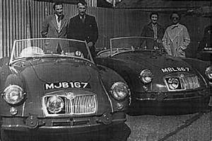 Mg Auto Nancy : 97 best mga images on pinterest vintage cars cars and classic trucks ~ Maxctalentgroup.com Avis de Voitures