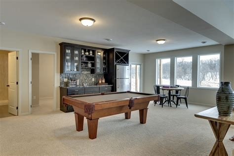 Basement Bar Cabinets by Bar Cabinets With Sink Basement Traditional With