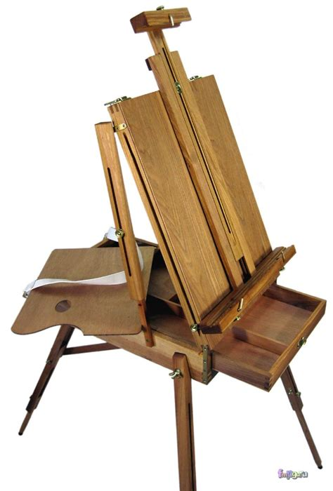 french easel plans  woodworking projects plans