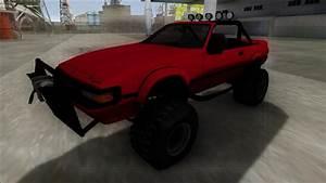 Gta San Andreas 1984 Toyota Celica Supra Cabrio Off Road