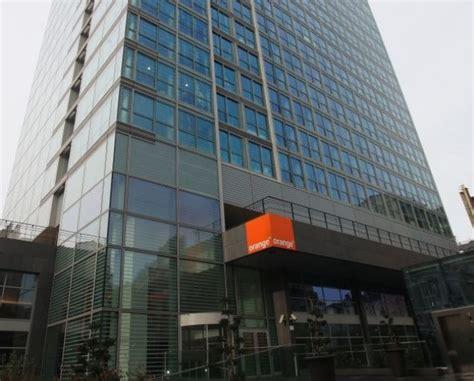 siege orange vers un nouveau siège social pour orange télécoms