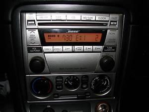 Mazda Mx5 Radio