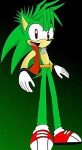 Manic the hedgehog - Sonic the Hedgehog Photo (30505104 ...