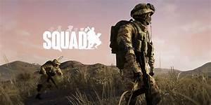 Military, Fps, Squad, Gets, Vehicle, Warfare, U0026, Latest, Unreal, Engine, 4, Update