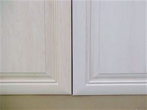 How To Whitewash Paint Cabinets Already Stained by Previously Stained Now Whitewashed For The Home