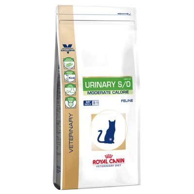 royal canin veterinary diet urinary  moderate calorie