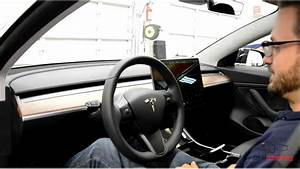 Tesla Model 3 Detailed Video Review Finally Surfaces