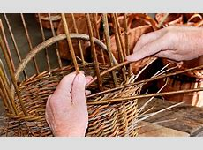 BASKET WEAVING with Mary Catello Bonnethouse