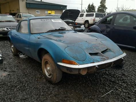 1970 Opel Gt For Sale by 1970 Opel Gt For Sale Or Eugene Tue Feb 13 2018
