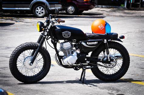bike feature custom kawasaki barako ii cc  bim pasia
