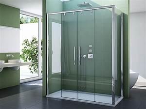 Duschkabine 175 Cm Hoch : duschkabine schiebet r seitenwand 160 x 100 x 200 cm 4 tlg ~ Michelbontemps.com Haus und Dekorationen