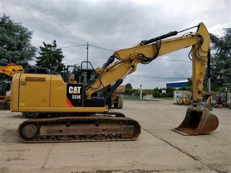 tracks excavator caterpillar  el va codimatra
