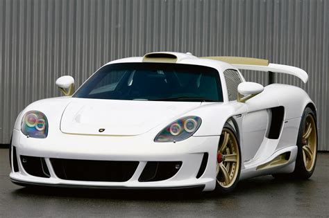 gold porsche truck gemballa porsche carrera gt mirage gt gold edition car