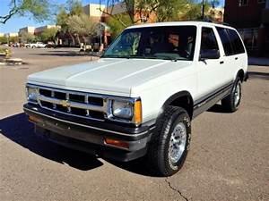 1993 Chevrolet S-10 Blazer 4x4 Tahoe - 4 3l Vortec