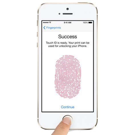 iphone fingerprint scanner apple offers more details on the iphone 5s touch id