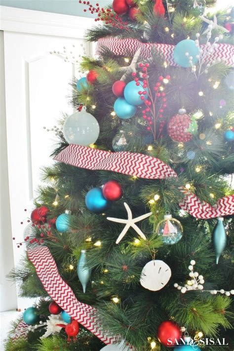 turquoise and red christmas decor southern blue celebrations turquoise decorating ideas