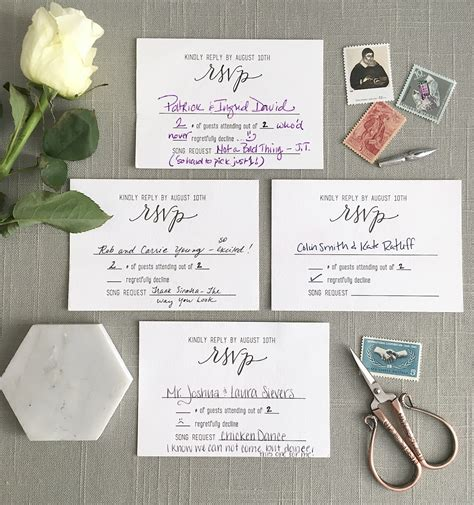 We did not find results for: 6 Common Questions about Wedding RSVP Cards — ElisaAnne