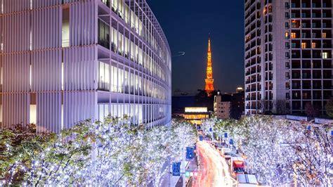 Tokyo Light - Bing Wallpaper Download