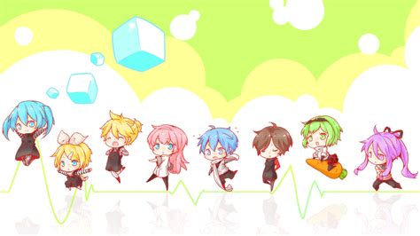 Anime Chibi Wallpaper - anime chibi wallpaper 183