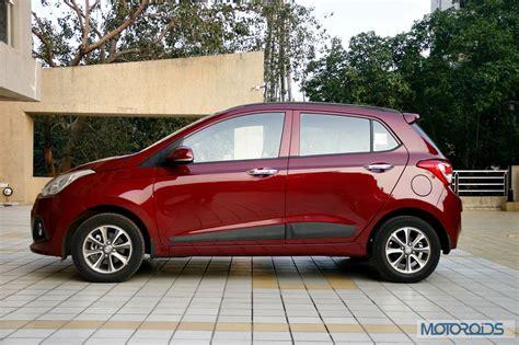 Review Hyundai Grand I10 by New Hyundai Grand I10 India Review 49 Motoroids
