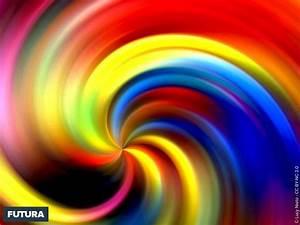 fond d39ecran spirale multicolore With forum plan de maison 15 fond decran fluorescence