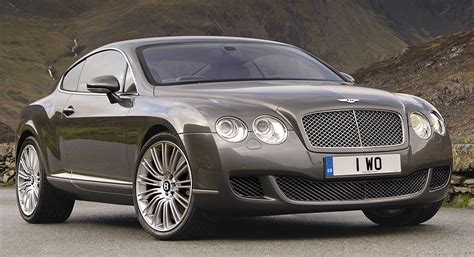 top car ratings  bentley continental gt speed