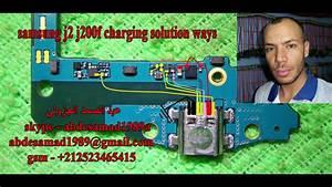 U202b U0645 U0633 U0627 U0631 U0627 U062a  U0627 U0644 U0634 U062d U0646 Samsung J2 J200f Charging Solution Ways U202c U200e