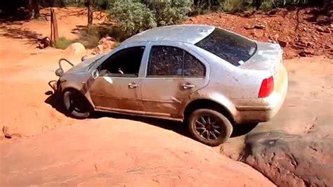 Rock Crawlin The Rally Jetta