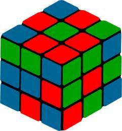 Cube Shape Clip Art