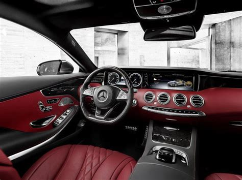 """Gallery of 102 high resolution images and press release information. 2015 Mercedes S63 AMG Coupe """"Edition 1""""   car review @ Top Speed"""